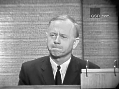 What's My Line? - Mickey Rooney; PANEL: Steve Allen, Jayne Meadows (Jan 16, 1966)