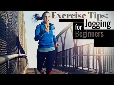 Exercise Tips: Jogging for Beginners
