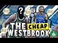 THE CHEAP DIAMOND RUSSELL WESTBROOK!! (Only 2K MT) - NBA 2K17 MyTEAM