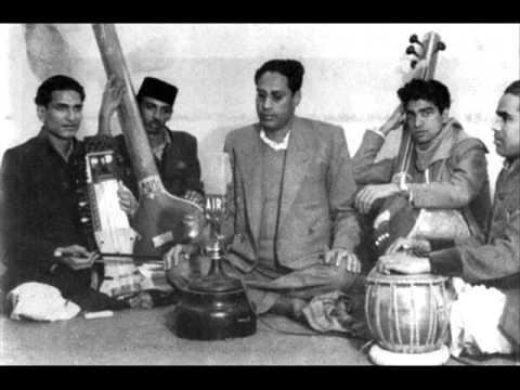 Ustad Amir Khan_Miyan Ki Todi