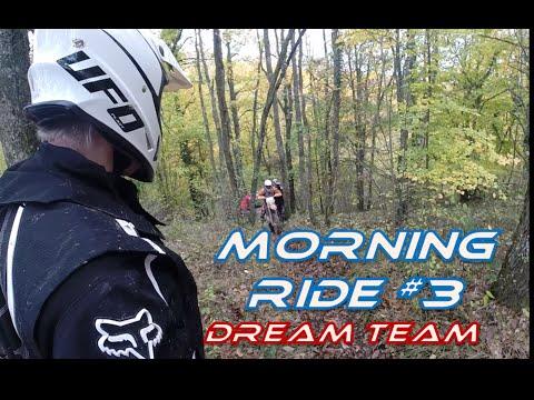 [Morning Ride #3] DREAM TEAM - YouTube