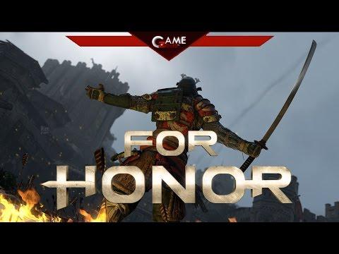 Превью обзор игры For Honor