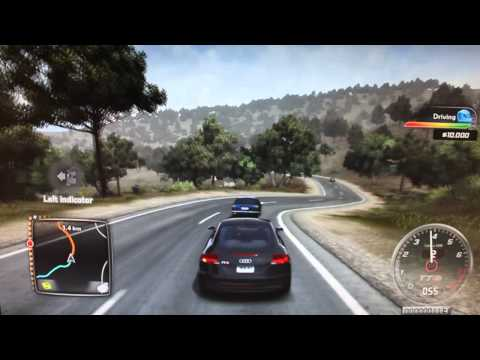 Test Drive Unlimited 2 (PS3): Audi TT-S - Vehicle Convoy #4 [720p]