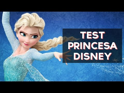 oQu princesa de Disney eres?  Test Divertidos