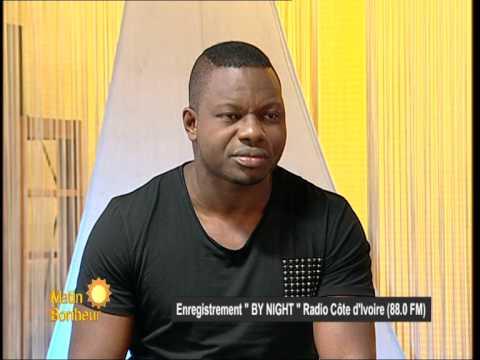 Enregistrement de l'émission BY NIGHTde Radio Côte d'Ivoire à Matin Bonheur du 28 avril 2015