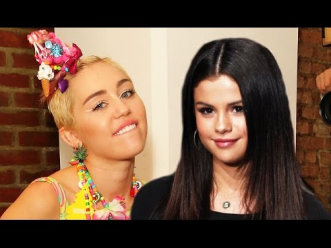 Miley Cyrus, Selena Gomez & Best Dressed At Fashion Week