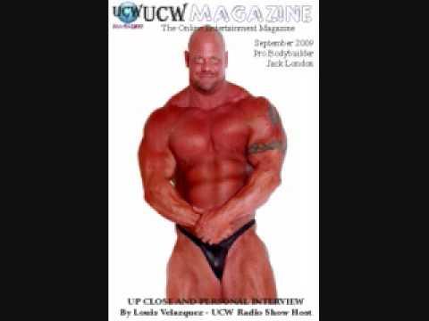 Pro Bodybuilder Jack London Interview Part1