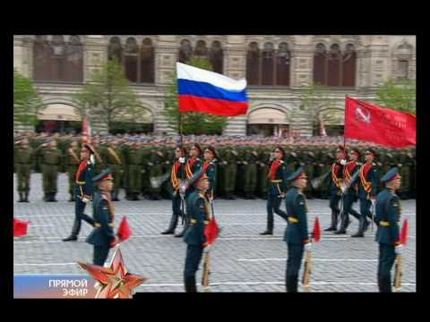 Victory Day Parade on Red Square, Moscow, 9 May 2011 (Парад Победы) - 1/5