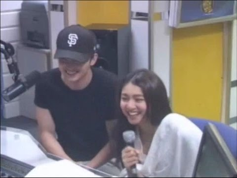 "James Reid and Nadine Lustre on MOR for ""This Time"""
