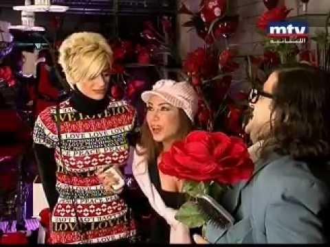 She3ir Selling Flowers on Valentine