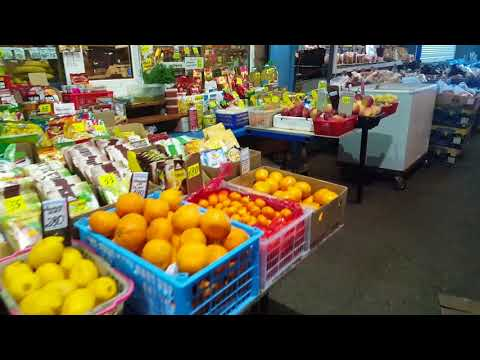 Кронштадтская. Рынок цены на Камчатке.