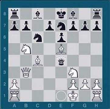 The Best Chess Combination I Ever Played