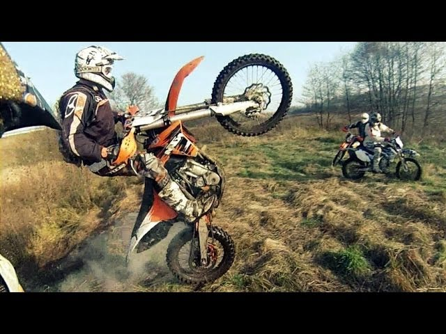 Enduro Heaven or Hell