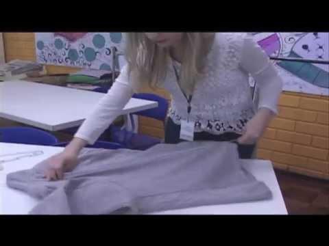 Criação de roupas para pessoas com deficiência - Jornal Futura - Canal Futura