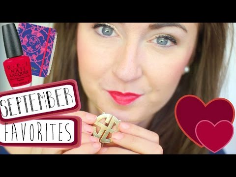September 2014 Favorites ❤ Fashion, Beauty, Music & More!