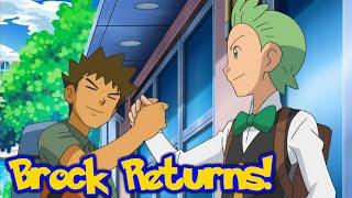 Brock Returns In Pokemon Best Wishes Finale! (CONFIRMED)