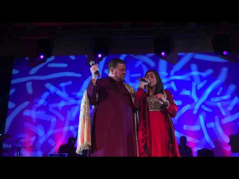Sajni Ganger Live with Nitin Mukesh... Remembering Mukesh Live in Concert
