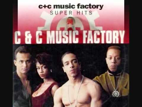 Gonna Make You Sweat (Everybody Dance Now) - C+C Music Factory (1990)