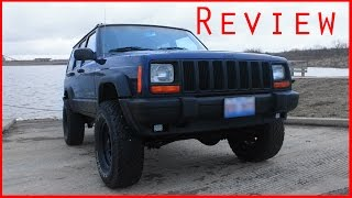 1997 Jeep Cherokee XJ Review