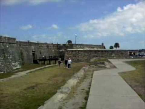 St  Augustine, Florida   March 2011 tour  A coastal city of history, culture, art and romance