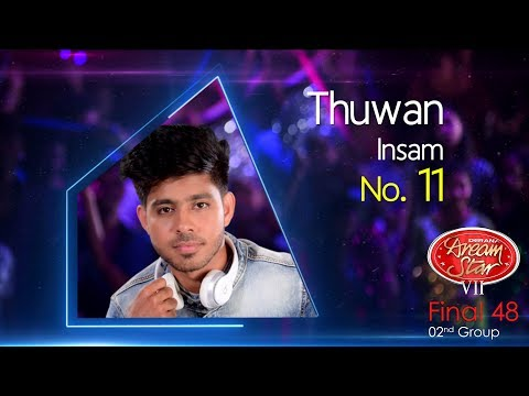 Dream Star Season 7 | Final 48 ( 02nd Group ) Thuwan Insam - 10-06-2017