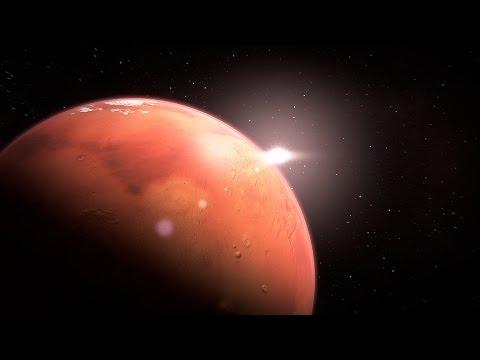 Марс Мир, которого не было Космические путешествия HD