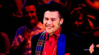 Gethomil Lamarre - Kocham Cię (Must be the Music: Tylko muzyka)