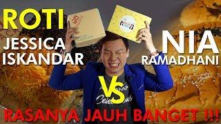 Download Lagu PERANG ROTI ARTIS : JESSICA ISKANDAR VS NIA RAMADHANI!! Gratis STAFABAND