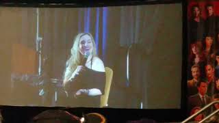Rachel Miner supernatural jaxcon 2018 panel