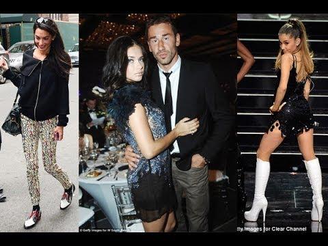 Adriana Lima single, Ariana Grande at iHeart Radio, George Clooney engaged