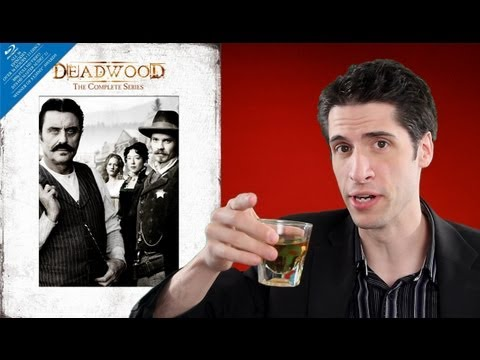 "The wild west, great dialogue and Ian McShane in peak form; Jeremy reviews the 3 season lived then cancelled HBO series ""Deadwood"". See more videos by Jeremy..."