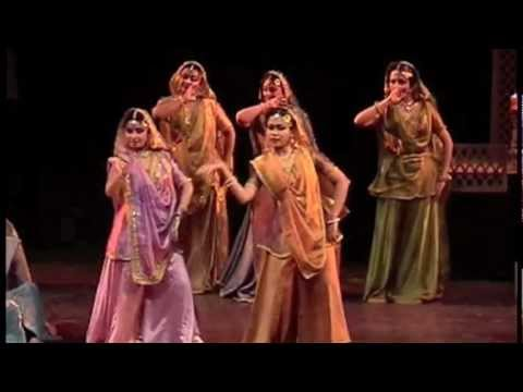 Kathak & Kalashram - Pandit Birju Maharaj Ji's International Dance Company video