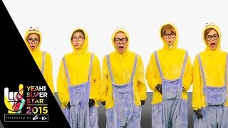 Minions Dance | M4N | Yeah1 Superstar (Official Dance)