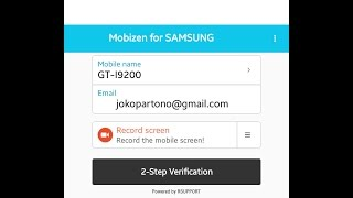 download lagu Cara Mendapatkan Kode 2 Step Verification For Mobizen gratis