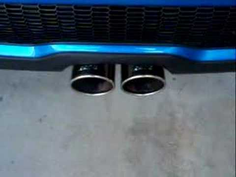 R56 Borla Exhaust Mini Cooper S