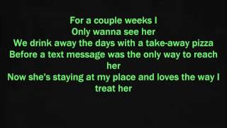 Ed Sheeran- Don't (LYRICS)
