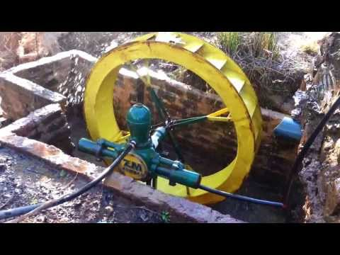 DIY Ram-pump ( Big home made Ram pump)