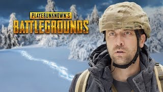 Trap - PUBG Logic (Snow footsteps on Vikendi) | Viva La Dirt League (VLDL)