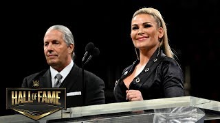 "Natalya recalls her final text messages with Jim ""The Anvil"" Neidhart: WWE Hall of Fame 2019"