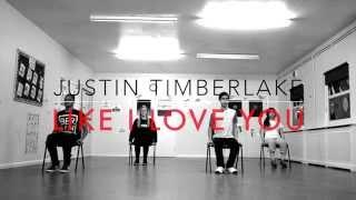 (0.77 MB) Justin Timberlake Like I Love You CHAIR Choreography Mp3
