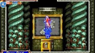 Game Boy Advance Longplay [020] Castlevania Harmony of Dissonance