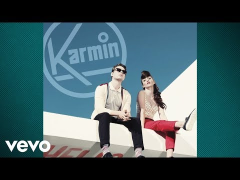Karmin - Brokenhearted (lyric Video) video