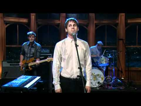 Foster The People - Pumped Up Kicks On Craig Ferguson 2011.07.15 video