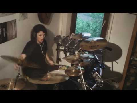 Nico Touches The Walls - Diver - Drum Cover video
