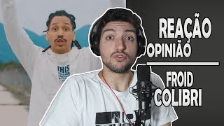 Froid - Colibri React Analise | Prod Froid