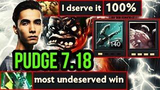 Evil Geniuses Sumail Pudge vs Coach Bulba Necrophos - Trashtalk Comeback - Dota 2 7.18