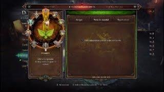 Diablo 3 - S14 Gr120 test Wizard clear