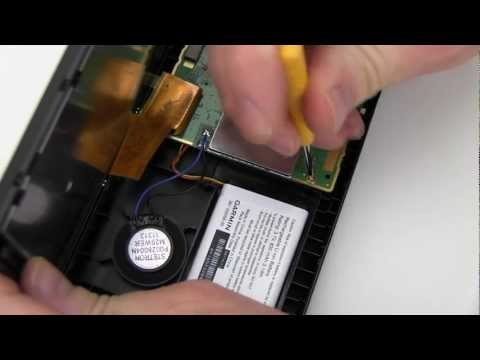How To Replace Your Garmin Nuvi 50 Battery