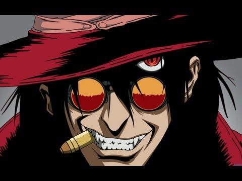 GR Anime Review: Hellsing