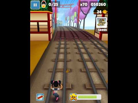 Subway surfers Tokyo update review